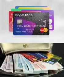 заявка на карту тач банк